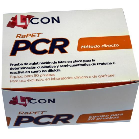 proteina c reactiva (pcr) suero